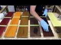 Teinture et cire traditionnelles | Trucs et astuces