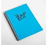 1/2 Zap Book Spiralé 14,8X21 80G 160P