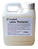 1 litre Liquid Latex Thickener Gel for Professional Moulds by Trustleaf