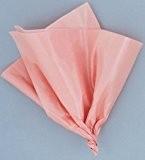 10 feuilles de Papier de soie Rose