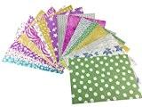 10 pcs A4 Feuilles Paillettes Autocollant Sticker Papier Adhésif Patterns Mixtes Bling-bling Art d'artisanat
