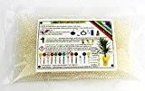 100 grammes billes hydrogel, perles d'eau déshydratées (transparent)