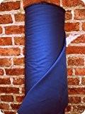 150cm stretch-gabardine FB. clair de Marine-Tissu-vendu au mètre