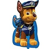 35 Inch Paw Patrol chasse Feuille décor ballonnet