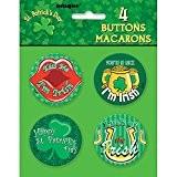 4 pins Saint-Patrick - Taille Unique