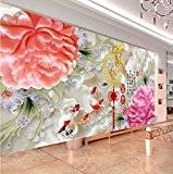 5D nouvelle foreuse au diamant cercle complet diamant broderie peinture de la salle de séjour et un des peintres Blossoming ...