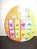 8/pi/èces Plastique Anker Kids Create Arts and Crafts parfum/ée gommes Couleurs Assorties