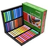 Artina - Master series - Set de pastels à l'huile - Tendre - Gras - (48 pastels Professionnels)