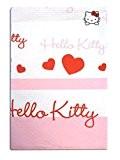 Bbs - B116105 - Vaisselle - 1 Nappe Papier Pliee 120 X 180 Cm Kitty Sweet Heart