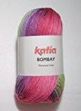 Bombay multicolore-fil de coton fuchsia/jaune) (2026)