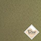 Breaker Teflon - Couleur: kaki - coupe-vent, hydrofuge, tissu enduit - Polyester - Canvas - Vendu au Mètre