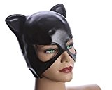 Catwoman Masque en Latex Costume sexy Superman Carnaval