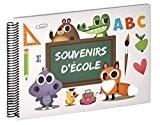 Ceanothe 721757 Album Photo ABC Souvenir d'Ecole Papier Multicolore 2,5 x 34,6 x 24,5 cm