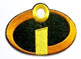 """ChewyBuy Patch brodé thermocollant Motif """"Les Indestructibles"""""""