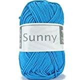 Coton à tricoter SUNNY 188 Caraïbe