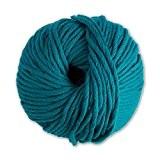 Coton Natura XL DMC - Pelote coton Green Turquoise (n°81) x 75m