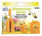 CREARTEC bougies de cire d'abeille