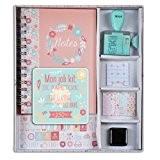 D.I.Y with Toga KT70 Mon Joli Kit de Papeterie Papier Multicolore 23 x 26 x 3 cm