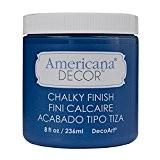 DecoArt 8oz Legacy Americana Peinture Finition Decor Transparent