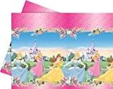 Disney Princess - 20101110203 - Decoration de Fete - Nappe en plastique - 120X180cm - Princesses