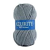 Distrifil - Pelote de laine à tricoter AZURITE - Distrifil - Gris 1963