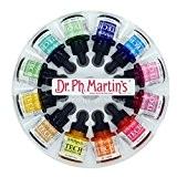 Dr. PH. Martin Tech de dessin d'encre, 1.0Oz, Lot de 12(Lot de 1)