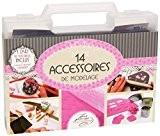 Dtm - A1504548 - Kit De Loisirs Créatifs - Mallette De Modelage - 14 Accessoires