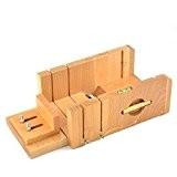 E2o Tech réglable en bois DIY Savon de coupe Moule à savon Cutter pour Homemade Savon