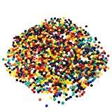 eBoot 12 Couleurs 2400 Pièces Gel Eau Cristal Perles d'Eau Gel Sol en Gel Perle en Gel, 24 Pack