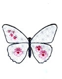 Ecusson thermocollant Papillon Mode