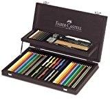 Faber-Castell 110088 Set de crayons de couleur Art & Graphic