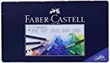 Faber-Castell 114236 Crayon ART GRIP AQUARELLE boîte métal de 36