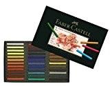 Faber Castell Polychromos Boîte de 36 pastels pour artiste