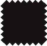 Feutrine adhésive - 25 x 45 cm - Noir - Sodertex