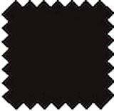 Feutrine adhésive 45 x 50 cm Noir - Sodertex