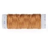 Fil cordonnet 50m marron n°422 sudan brown - Qualité supérieure