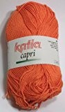 Fils de capri katia 82108 (orange)