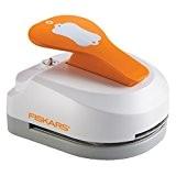 Fiskars 9756 Tag Maker Machine à Etiquette Label Orange