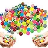 German Trendseller® - 24 x balles rebondissantes?mélange de couleurs?super rebond? jouet á bondir et á sauter? petit cadeau? idée cadeau ...