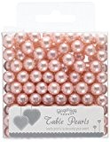 Ginger Ray tableau Scatter Vintage Baby Pink Pearls - mariages ou les fêtes