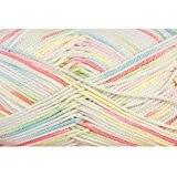 Grundl 861-198 Cotton Quick print Pelote de laine en coton pour bébés Multicolore