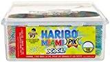 Haribo Bonbon Gélifié Miami Pik x 150 Pièces 1,95 kg