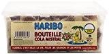 Haribo Coca-Cola 210 Bonbons Bouteilles - 1197g