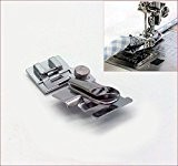 honeysew hm-9907(5011-19) à clipser en métal Biais ruban à pied Brother/Singer/Janome