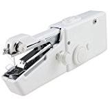 Image® Mini Machine à coudre Pratique machine à coudre électrique de poche Portable
