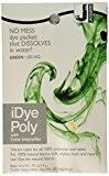 Jacquard iDye Poly tissu colorant 14 grammes-vert 452
