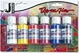 Jacquard produits Jacquard Dye-Na-Flow Set de peinture, Lot de 6