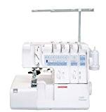 Janome 7974001025689-1200d Machine professionnelle Overlock.