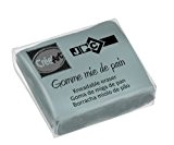 "JPC Gomme ""mie de pain"" 38x34x10 mm modelable"