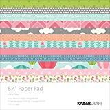Kaiser Craft 16,5cm Little One Papier Pad